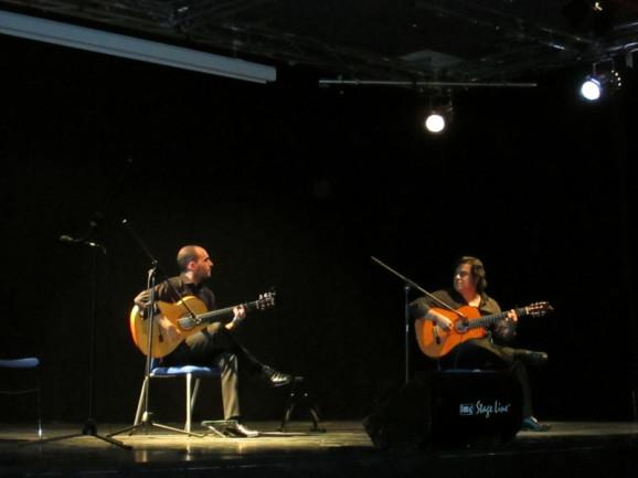 """Dúo Sonanta"" de guitarra"